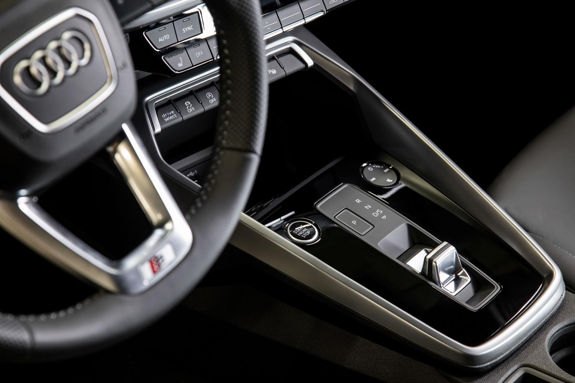 Audi A3 Sportback Interiores 8