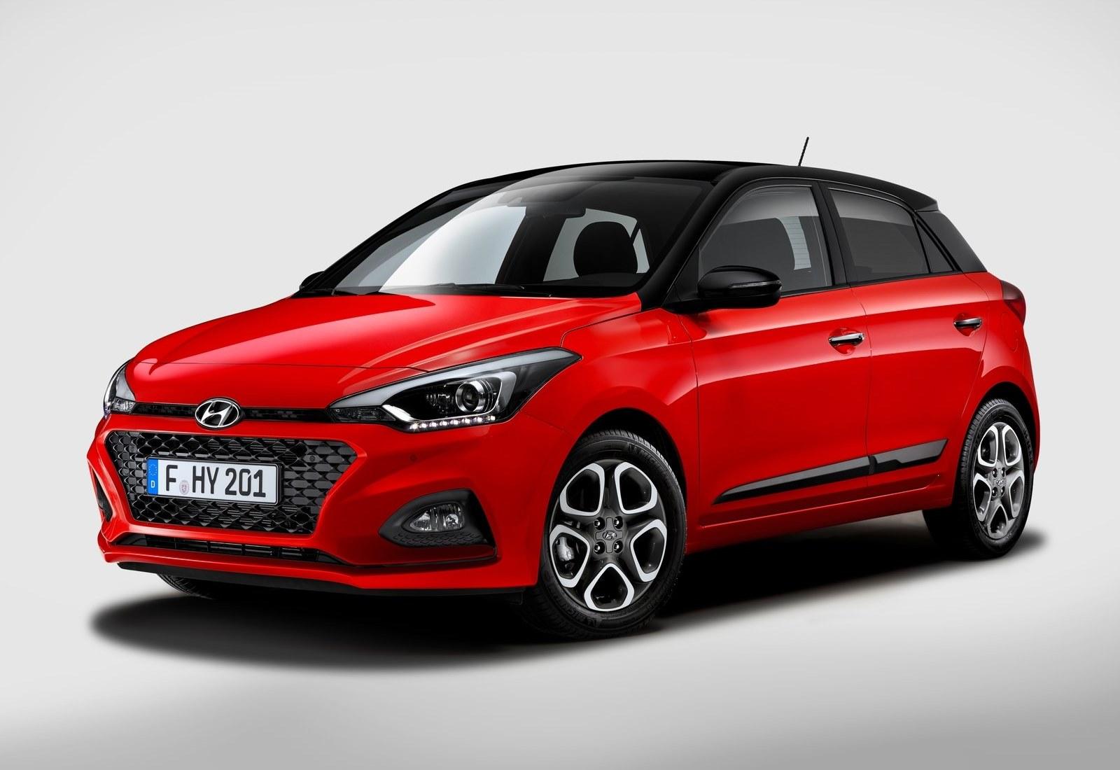 Hyundai I20 2019 1600 13