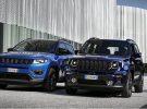 El Jeep Renegade 4xe y el Jeep Compass 4xe estarán disponibles desde septiembre