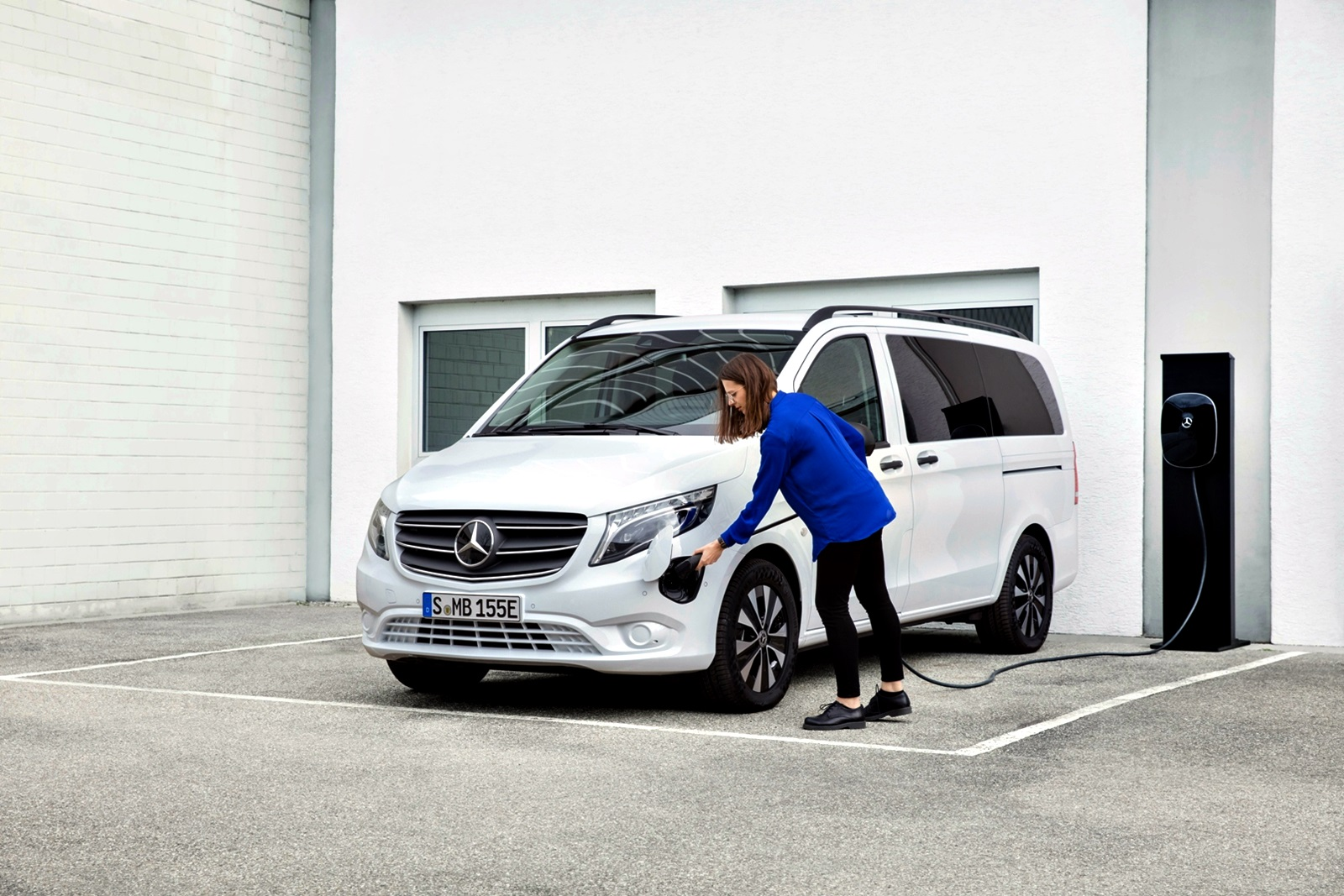 Mercedes Benz Evito Tourer furgonetas
