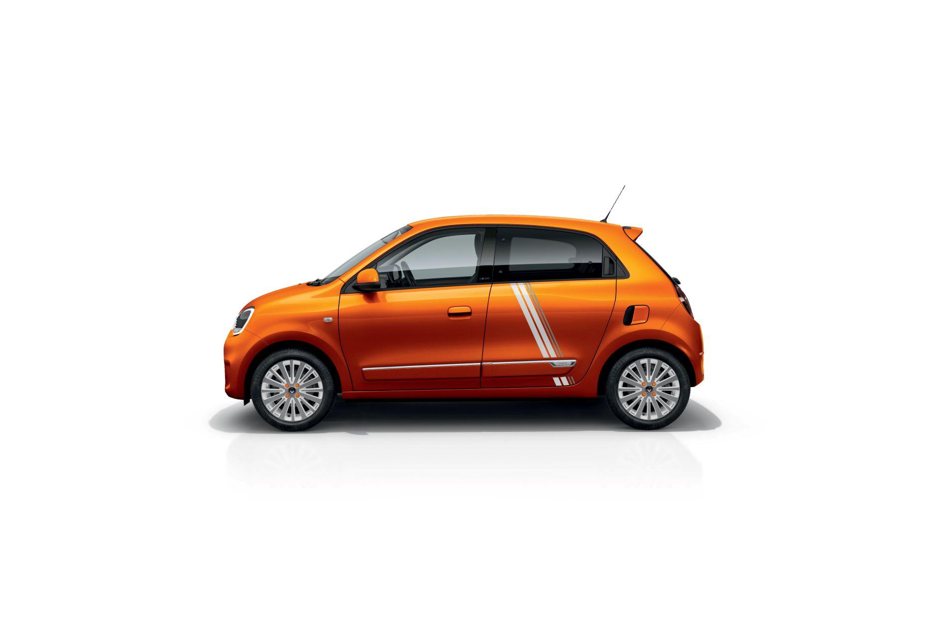 Renault Twingo Ze Side