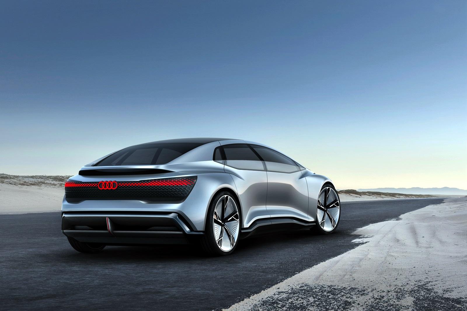 Audi Aicon 5