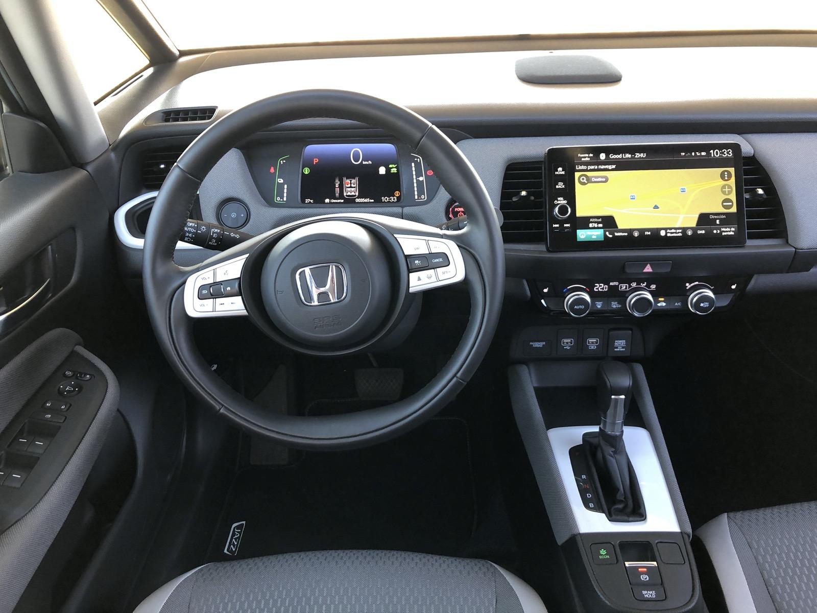 Honda Jazz 26