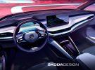 El interior del Skoda Enyaq iV demuestra que este SUV eléctrico es un coche de la nueva era
