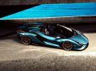 El Lamborghini Sián Roadster es el primer descapotable híbrido de los de Sant'Agata Bolognese