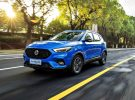 El nuevo MG ZS presenta la habitual actualización comercial del SUV