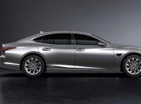 Nuevo Lexus Ls 500h 2021 (3)