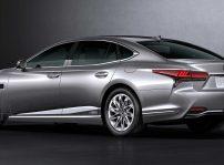 Nuevo Lexus Ls 500h 2021 (4)