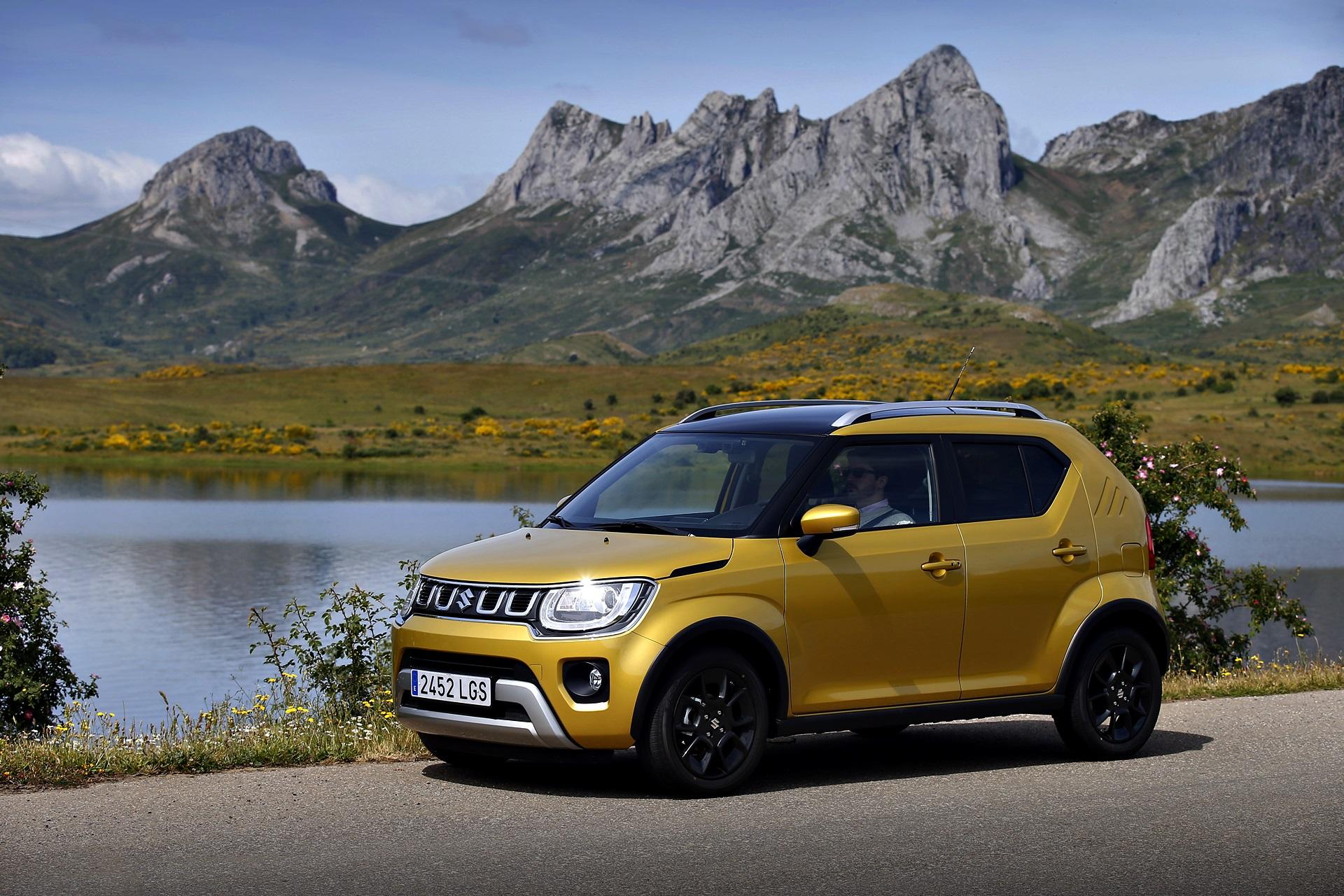 Nuevo Suzuki Ignis Hybrid (1)