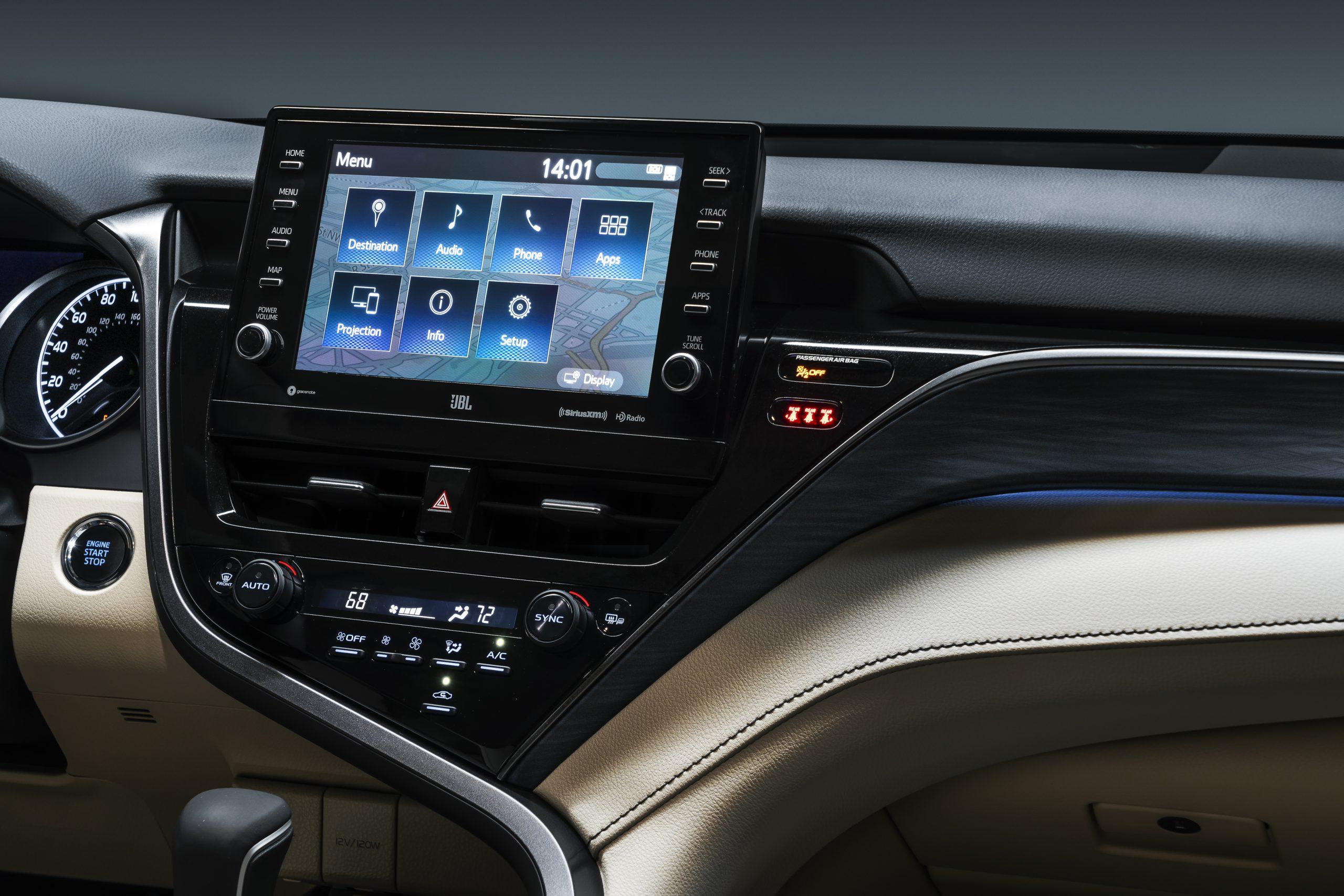 Toyota Camry 2021 (1)