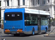 Byd Madrid Emt 52 Back