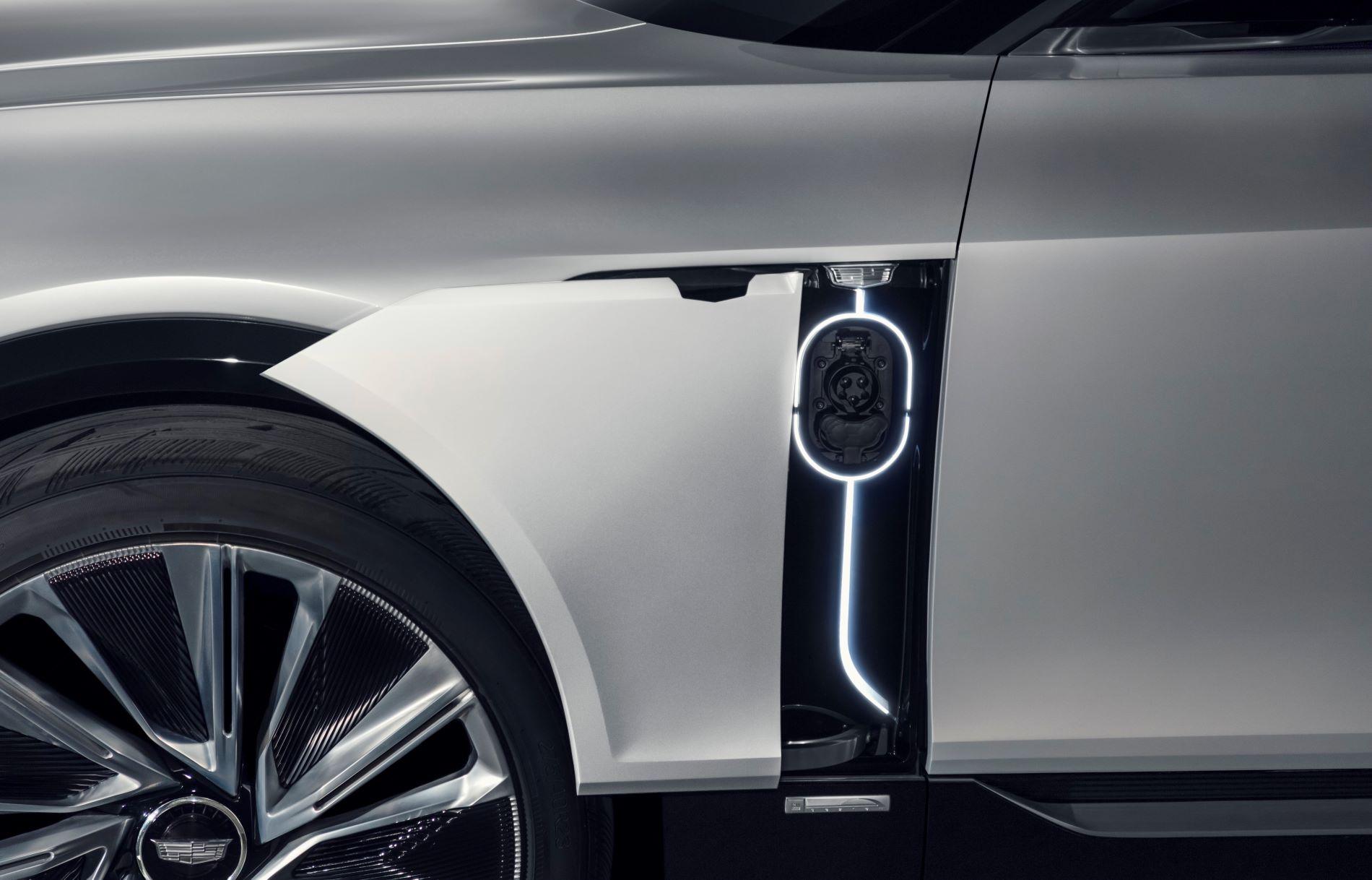 Cadillac Lyriq Charge