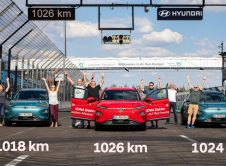 Hyundai Kona Ev Record