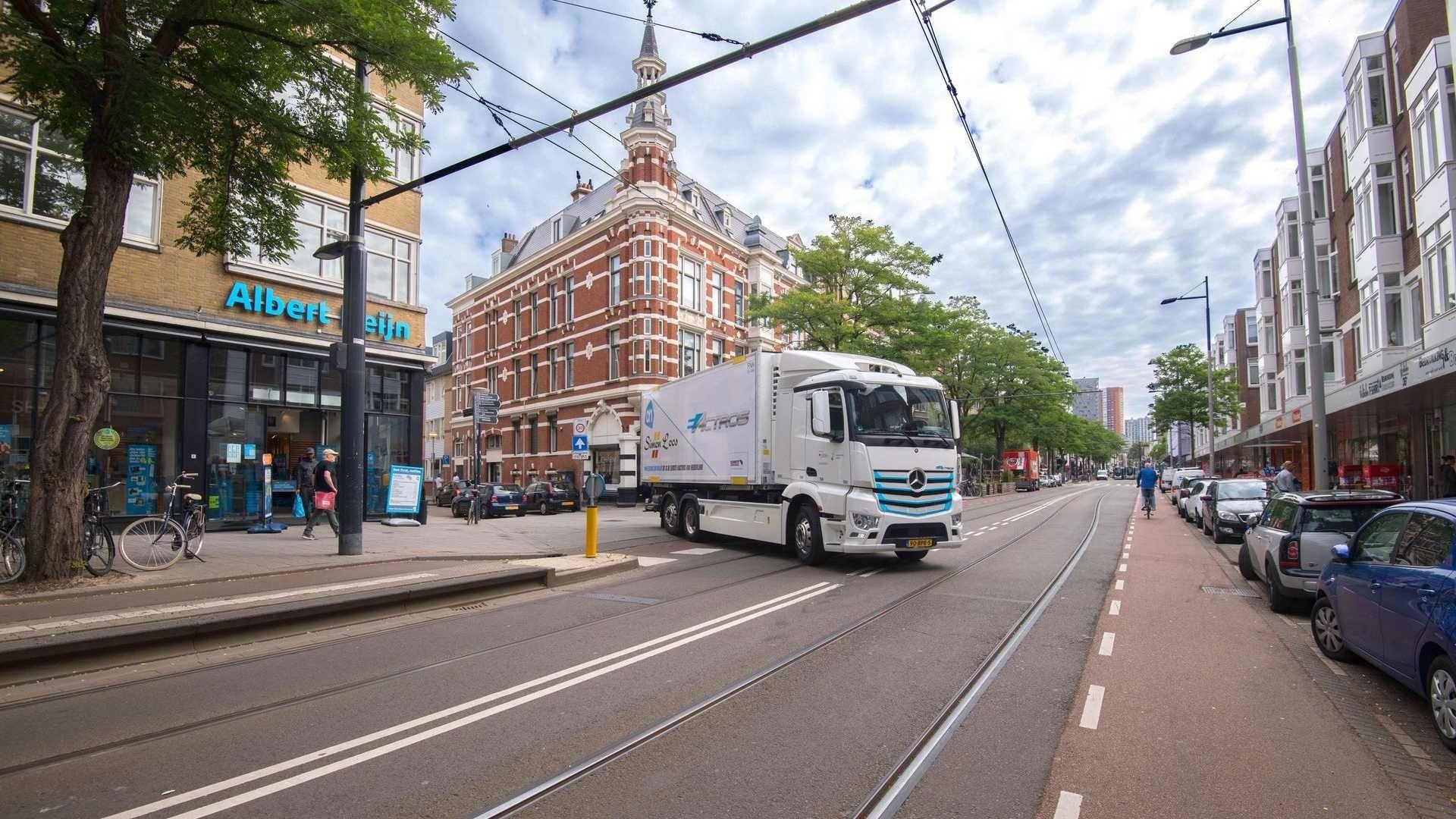 Mercedes Benz Eactros City