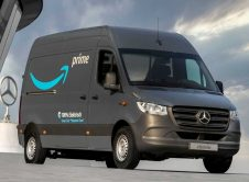 Mercedes Benz Esprinter Amazon Europe