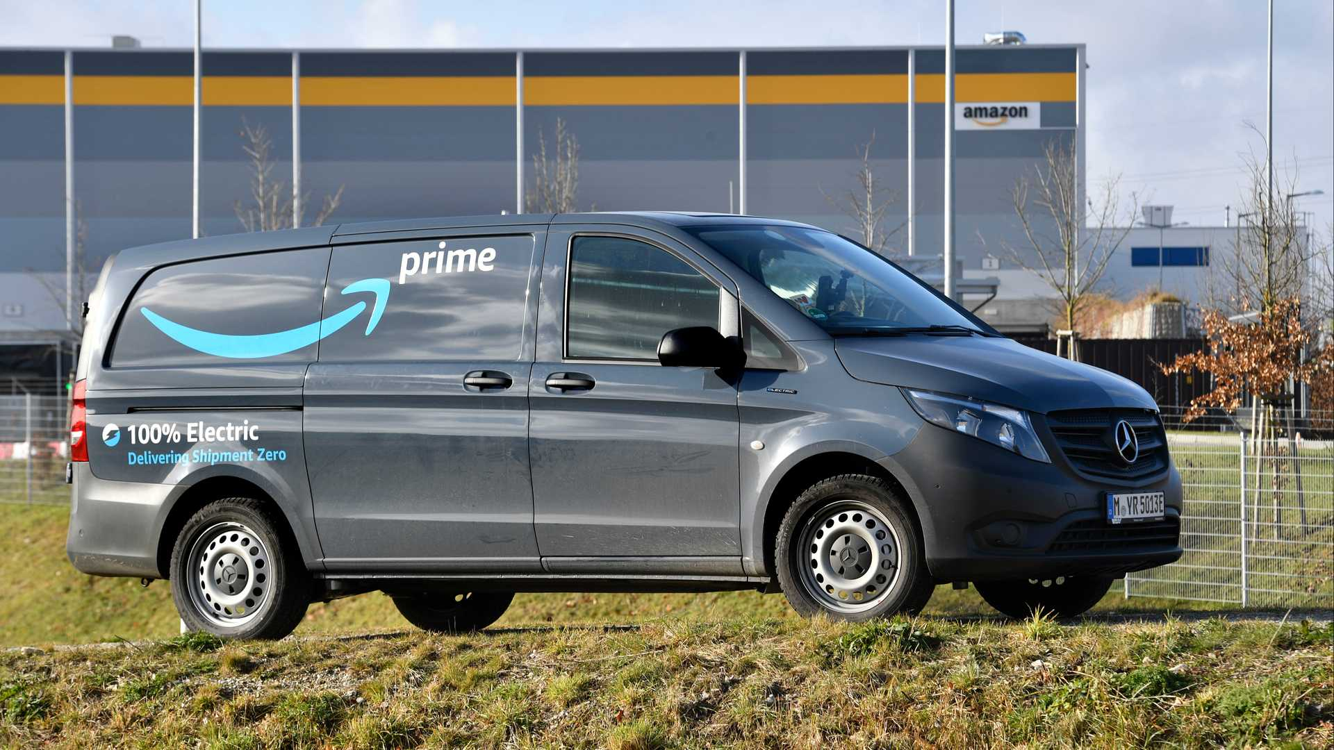 Mercedes Benz Evito Amazon Europe