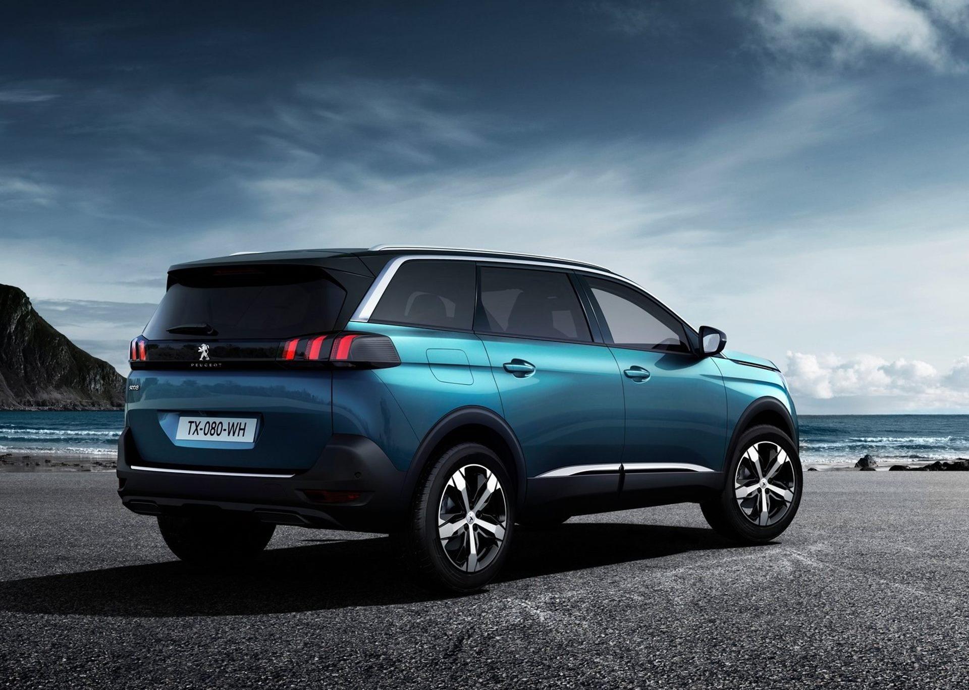 Peugeot 5008 2017 1600 27
