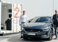 Polestar 2 Delivery Germany