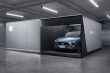NIO permite comprar sus coches eléctricos sin baterías, al menos en China
