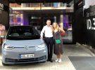 El CEO de Volkswagen se va de vacaciones a Italia en un ID.3 1ST Max