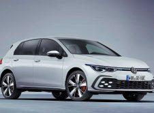 Volkswagen Golf 8 Gte Front