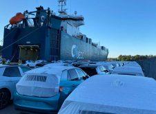Volkswagen Id 3 Norway Arrival