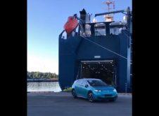 Volkswagen Id 3 Norway Ship