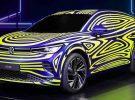 Volkswagen confía en vender medio millón de unidades anuales del ID.4