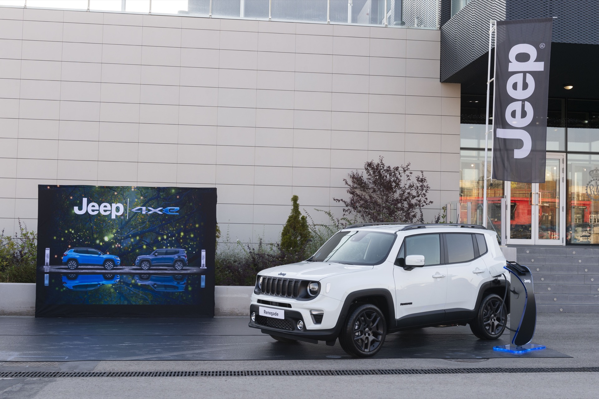 Jeep Renegade 4xe 10