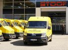 Esta furgoneta eléctrica de MAN transportará el dinero que Prosegur custodia