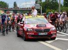 El Skoda Superb iV será automóvil líder del Tour de Francia