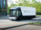El camión eléctrico Volta Zero quiere ahorrar muchas toneladas de CO2 a la atmósfera