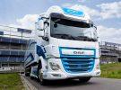 DAF duplica la autonomía de su camión eléctrico CF