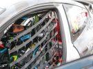 Ken Block se sube a su Ford Fiesta EXR2, el eléctrico de carreras de 600 CV que acelera de 0 a 100 en 1,8 segundos