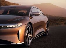 Lucid Air Dream Edition Front