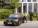 La versión híbrida enchufable del nuevo Clase S de Mercedes-Benz llegará en 2021 con 100 km de autonomía eléctrica