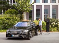 Mercedes Benz S Class Phev Charging