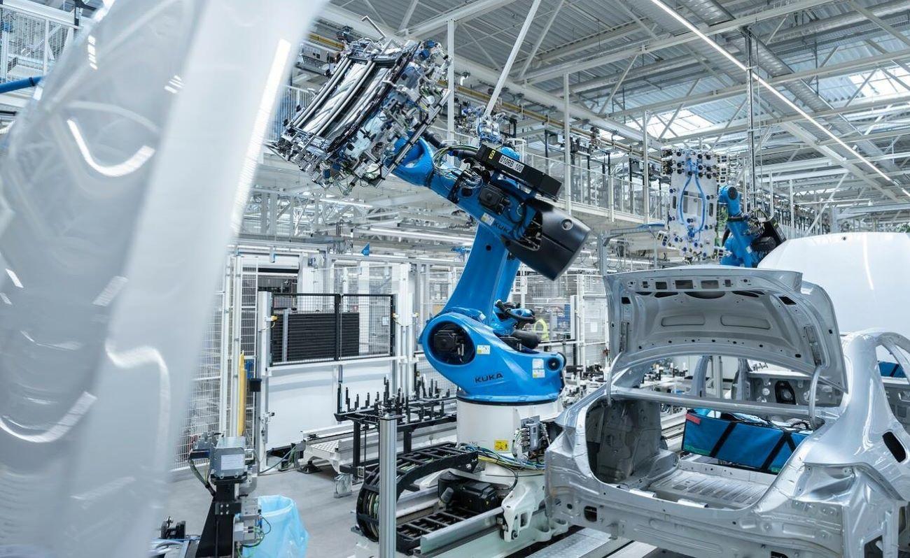 Mercedes Benz Sindelfingen Factory 56 Line