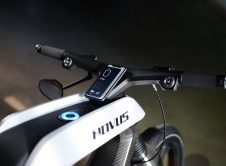 Novus Electric Bike Smartphone App