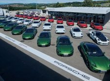 Porsche Mobile Charger Event