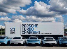 Porsche Mobile Charger Front