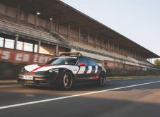 Porsche Taycan Safety Car Circuit