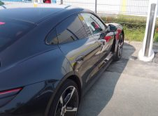 Porsche Taycan Supercharger Tesla Germany