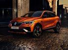 El Renault Arkana híbrido se venderá con dos esquemas electrificados diferentes