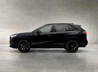 Toyota Rav4 Electric Hybrid Black Edition (2)