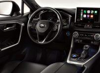 Toyota Rav4 Electric Hybrid Black Edition (5)