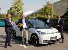 Volkswagen inicia las entregas del ID.3 en Alemania