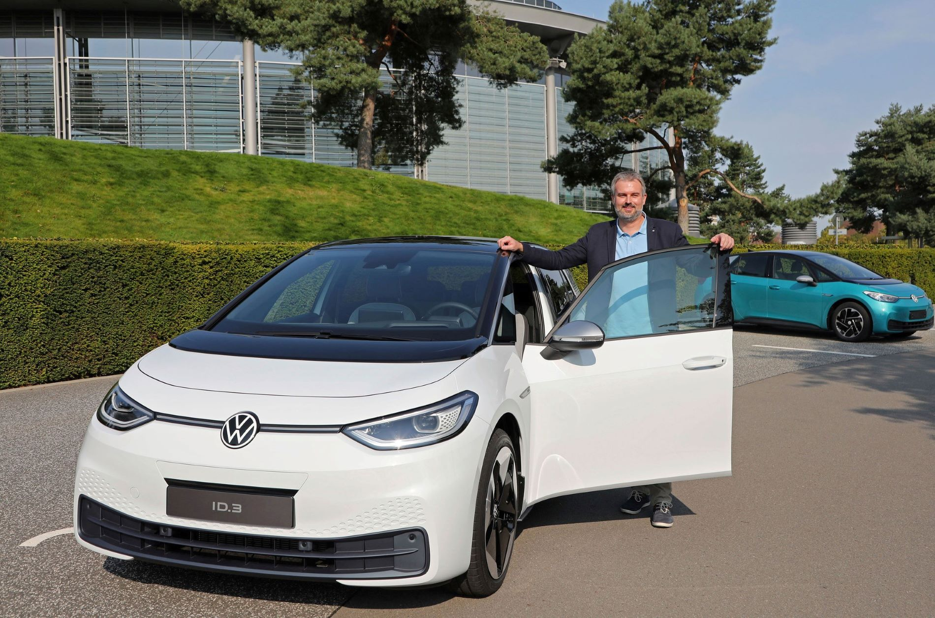 Volkswagen ID 3 Delivery Germany 2