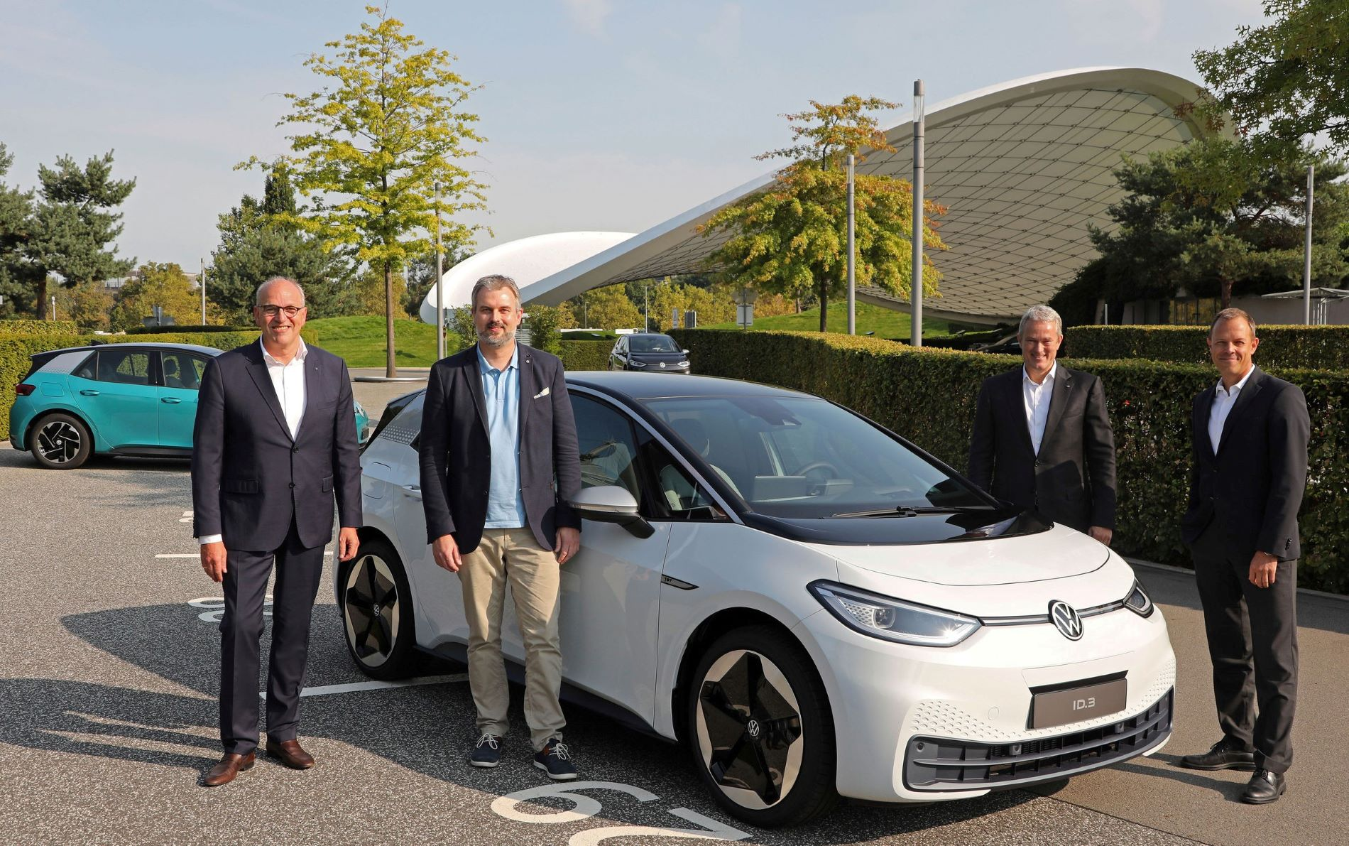 Volkswagen ID 3 Delivery Germany 3