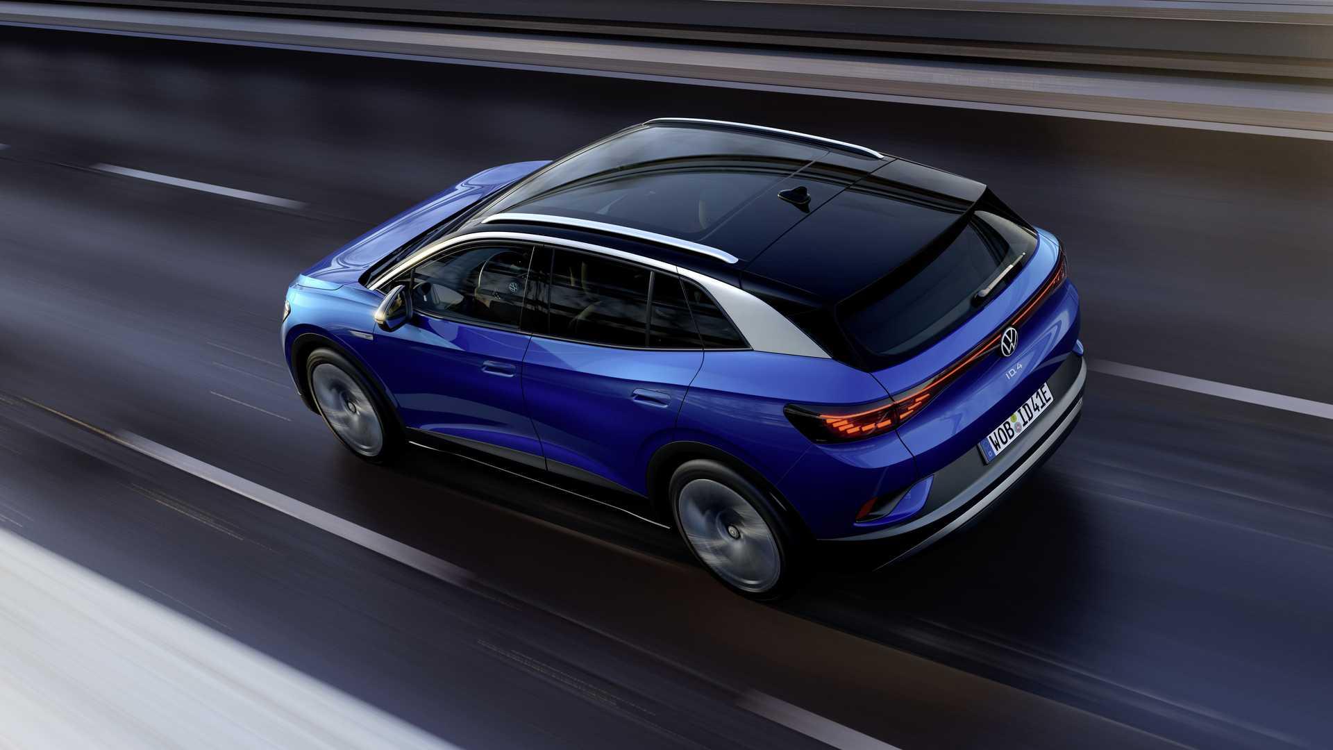Volkswagen Id4 1st Drive